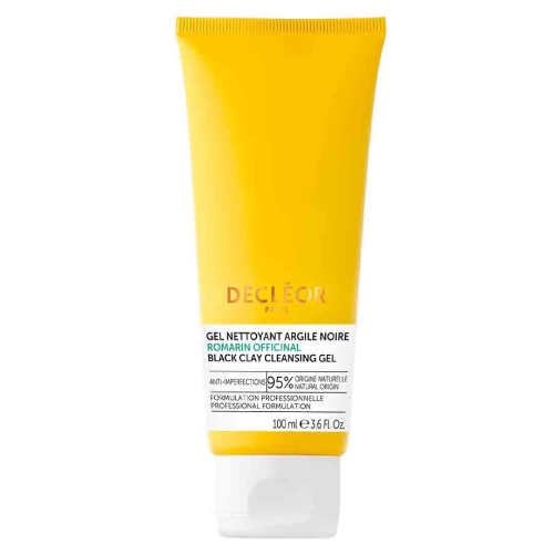 Decleor Rosemary Officianalis Black Clay Cleansing Gel